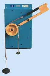 Me 082 Belt Friction Apparatus Edlabquip