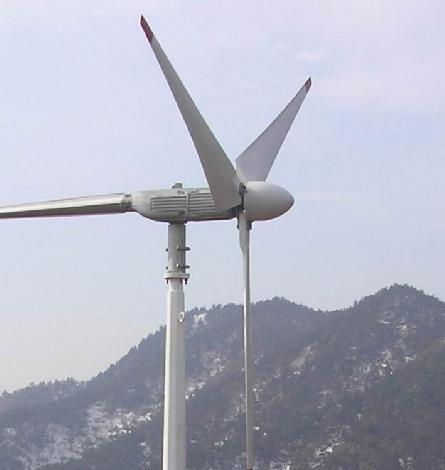 The first 2000kW Wind Turbine Generator in Japan starts operation